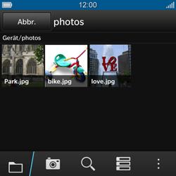 BlackBerry Q10 - MMS - Erstellen und senden - 13 / 16