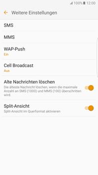 Samsung G928F Galaxy S6 edge+ - Android M - SMS - Manuelle Konfiguration - Schritt 7