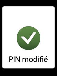 Doro 6620 - Sécuriser votre mobile - Personnaliser le code PIN de votre carte SIM - Étape 13
