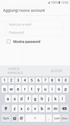 Samsung Galaxy S7 - E-mail - configurazione manuale - Fase 10