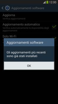 Samsung Galaxy Note III LTE - Software - Installazione degli aggiornamenti software - Fase 11