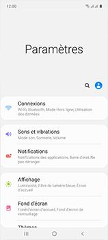 Samsung Galaxy A51 - WiFi - Activez WiFi Calling - Étape 5