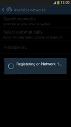 Samsung Galaxy S 4 Mini LTE - Network - Manual network selection - Step 9
