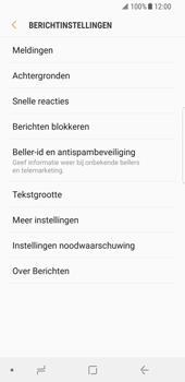 Samsung Galaxy S8 - Android Oreo - MMS - probleem met ontvangen - Stap 6