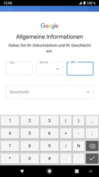 Sony Xperia XZ2 Premium - Android Pie - Apps - Konto anlegen und einrichten - Schritt 9