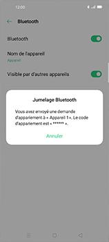Oppo Find X2 Neo - Internet et connexion - Connexion avec un équipement multimédia via Bluetooth - Étape 8