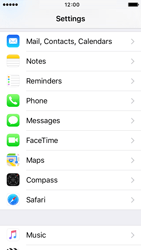 Apple iPhone 5 iOS 9 - E-mail - 032c. Email wizard - Outlook - Step 4