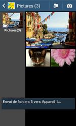 Samsung Galaxy Ace 3 - Photos, vidéos, musique - Envoyer une photo via Bluetooth - Étape 13