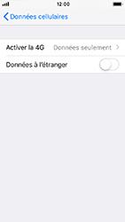Apple iPhone SE - iOS 12 - Réseau - Changer mode réseau - Étape 5