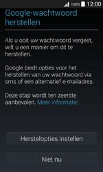 Samsung Galaxy J1 (SM-J100H) - Applicaties - Account aanmaken - Stap 13