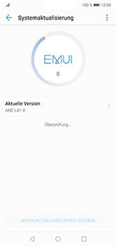 Huawei P20 Lite - Software - Installieren von Software-Updates - Schritt 6