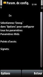 Nokia 5800 Xpress Music - Internet - configuration automatique - Étape 7