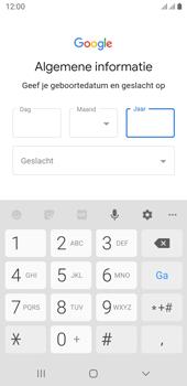 Samsung galaxy-j6-sm-j600fn-ds-android-pie - Applicaties - Account aanmaken - Stap 9