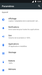 Nokia 3 - Applications - Comment désinstaller une application - Étape 4