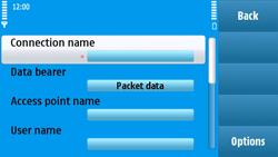 Nokia N97 - MMS - Manual configuration - Step 14