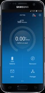 Huawei E5770 - Prise en main - Connection du modem à votre smartphone ou tablette - Étape 14