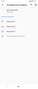 Sony Xperia 5 - Bluetooth - Collegamento dei dispositivi - Fase 6