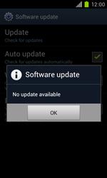 Samsung Galaxy S II - Software - Installing software updates - Step 9