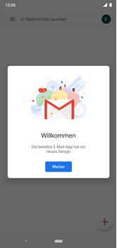 Nokia 6.1 Plus - Android Pie - E-Mail - Konto einrichten (gmail) - Schritt 13
