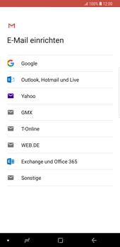 Samsung Galaxy S9 Plus - E-Mail - Konto einrichten (gmail) - 8 / 16