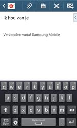 Samsung S7580 Galaxy Trend Plus - e-mail - hoe te versturen - stap 10