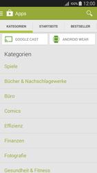 Samsung A500FU Galaxy A5 - Apps - Herunterladen - Schritt 6
