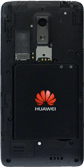 Huawei Ascend G526 - SIM-Karte - Einlegen - Schritt 3