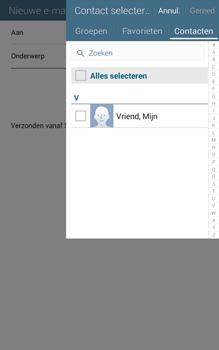 Samsung T335 Galaxy Tab 4 8-0 - E-mail - E-mails verzenden - Stap 6