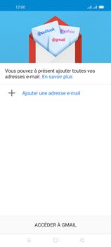 Oppo Reno 4 Pro - E-mails - Ajouter ou modifier votre compte Gmail - Étape 5