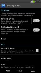 LG D955 G Flex - Internet e roaming dati - Come verificare se la connessione dati è abilitata - Fase 5