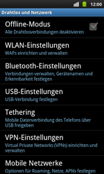 Samsung Galaxy S Plus - Ausland - Auslandskosten vermeiden - 7 / 8