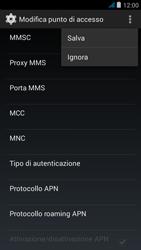Wiko jimmy - Internet e roaming dati - Configurazione manuale - Fase 16