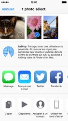 Apple iPhone 5s (iOS 8) - Photos, vidéos, musique - Prendre une photo - Étape 9