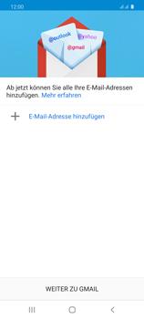 Samsung Galaxy S20 5G - E-Mail - Manuelle Konfiguration - Schritt 6