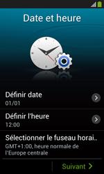 Samsung Galaxy Ace 3 - Premiers pas - Créer un compte - Étape 6