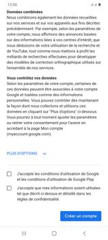 Samsung Galaxy S20+ - Applications - Créer un compte - Étape 16