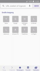 Samsung Galaxy S6 - Internet - Hoe te internetten - Stap 13