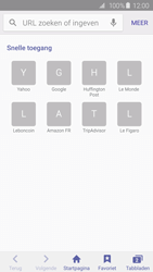 Samsung G925F Galaxy S6 Edge - Internet - internetten - Stap 12