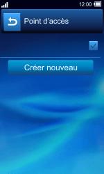 Sony TXT Pro - E-mail - Configuration manuelle - Étape 5