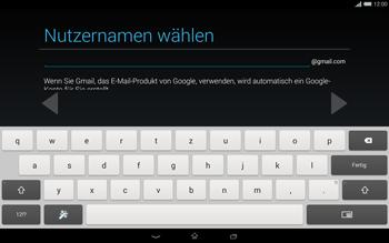 Sony Xperia Tablet Z2 LTE - Apps - Einrichten des App Stores - Schritt 9