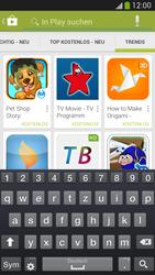 Samsung Galaxy S 4 Active - Apps - Installieren von Apps - Schritt 14