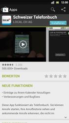 Sony Xperia S - Apps - Installieren von Apps - Schritt 7