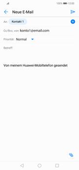 Huawei Mate 20 Lite - E-Mail - E-Mail versenden - 8 / 18