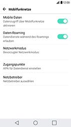LG G5 SE (H840) - Android Nougat - Ausland - Auslandskosten vermeiden - Schritt 7