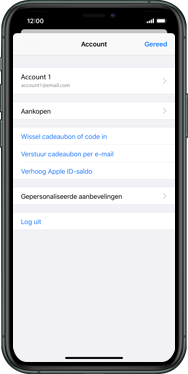 Apple iPhone 7 Plus - iOS 13 - Apps - apps updaten - Stap 6