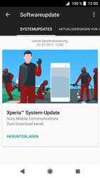 Sony Xperia XZ1 Compact - Software - Installieren von Software-Updates - Schritt 7