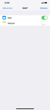 Apple iPhone XR - E-Mail - Konto einrichten - 15 / 30