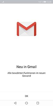 Huawei Mate 10 Pro - Android Pie - E-Mail - Konto einrichten (gmail) - Schritt 4