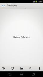 Sony Xperia Z1 - E-Mail - Konto einrichten - 0 / 0