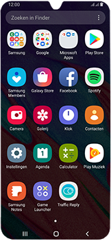 Samsung Galaxy A40 - Applicaties - Download apps - Stap 3